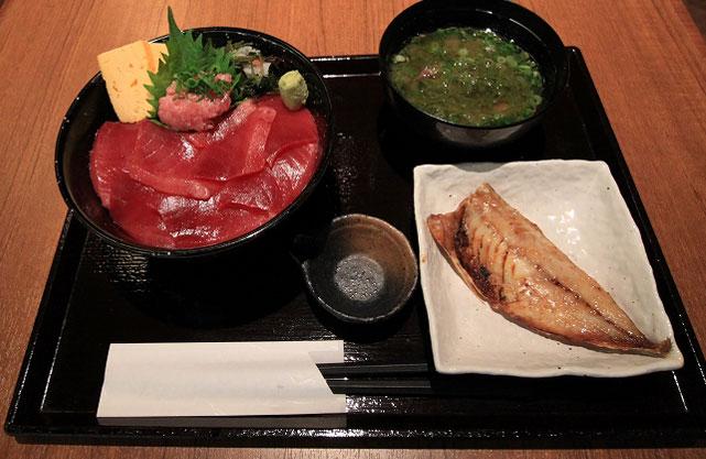 海鮮丼「佐政」