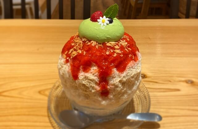 お食事&かき氷 キッチンZEN